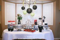 Bridal Shower Tablescape parties