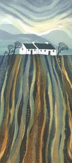 Rannoch Moor by Rebecca Vincent | Artfinder