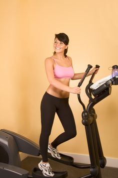 25-Minute Elliptical Workout HIIT Program |