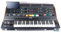 ... synthesizer considered japans first great synthesizer it had some
