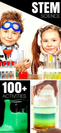 Easy and fun science experiments and activities for kids plus cool STEM challenges to encourage curiosity in the world of STEM.Explore science and STEM.