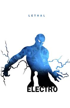 Electro - Lethal by Steve Garcia