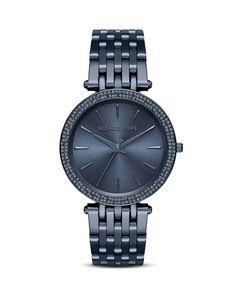 Michael Kors Blue Darci Watch, 39mm