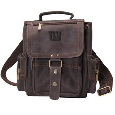 New York Giants Distressed Mid-Size Top Handle Backpack - Tan