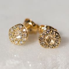 We love all things tiny, shiny and gold.