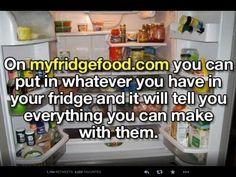 myfridgefood.com