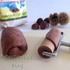 La pasta frolla di castagne