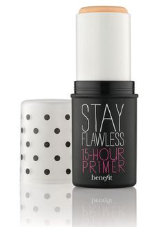 Benefit Cosmetics Stay Flawless 15-hour Primer - this stuff is amazing. It makes your make up waterproof, but feels so light.