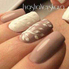 Маникюр. Дизайн ногтей. Art Simple Nail by DeeDeeBean