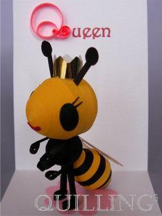 quillingcube.net.......cute bee!