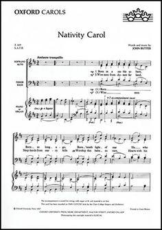 Candlelight carol john rutter cambridge singers music sacred nativity carol by john rutter unison 1480607 for a solo fandeluxe Images