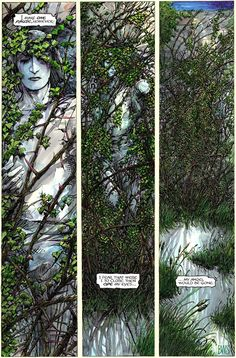Art by Barry Windsor-Smith