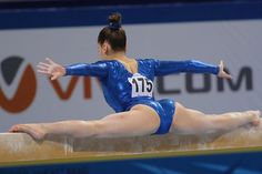 Gymnastics Problems, Gymnastics Poses, Amazing Gymnastics, Acrobatic Gymnastics, Gymnastics Photography, Gymnastics Pictures, Sport Gymnastics, Artistic Gymnastics, Olympic Gymnastics