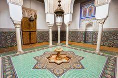 Medersa Bou Inania in Meknès, Marokko