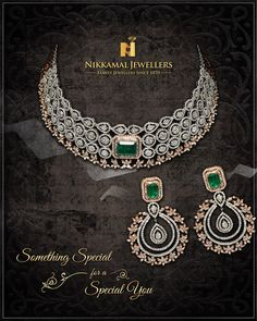 Something Special for a Special You!! Buy it at Nikkamal Jewellers, Ludhiana & Jalandhar Showrooms