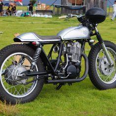 #Yamaha #sr500