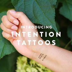 IntroducingIntentionTattoos