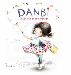 Danbi is thrilled to start her new school in America. But a bit nervous too, for when she walks into the classroom, everything goes quiet. Everyone stares. Danbi wants to join in the dances and the games, but she doesn't know the rules and just can't get anything right. Luckily, she isn't one to give up. With a spark of imagination, she makes up a new game and leads her classmates on a parade to remember! Book Club Books, New Books, Good Books, Book Lists, Book Art, Growing Up Book, Viking Books, American Awards, Magic For Kids