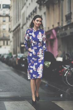 Haute Couture Street Style: Spring 2015