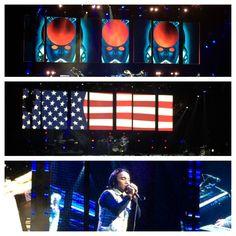 Journey 9/12/14 Bridgestone Arena Nashville, TN