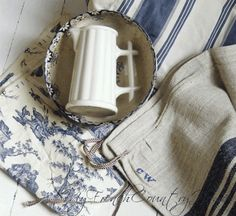 french blues and neutrals   MY FRENCH COUNTRY HOME