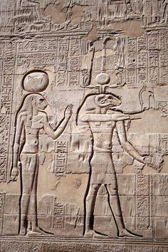 Dioses Egipcios Zoomórficos