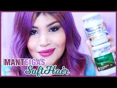 Manteigas SoftHair - Coco & Pracaxi, Murumuru [No/Low Poo, Não testado em animais] - YouTube