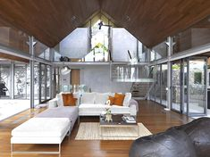 Contemporary design located in Kamala, Phuket, Thailand. so simple, so nice..