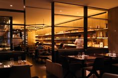 Jones the Grocer flagship store, restaurant by Landini Associates, Sydney