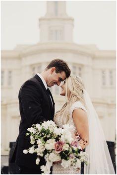 Alexa And Connor Payson Utah Wedding