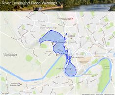 Tidal River Dee at Chester Chesters Way, Live Map, Environment Agency, Flood Warning, Flood Risk, Stanley Park, New Brighton, Irish Sea, River