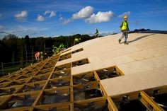 Sheathing The Roof Plywood Sheathing Underlayment And