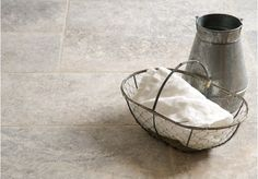 he Silver Tumbled Travertine ranges in colour from off-white and pale beige to darker grey with distinct marbling detail. Floors of stone offer Travertine tiles at highly competitive prices, call for a quote or visit our Leicestershire flooring showroom. Bathroom Mirror Storage, Marble Bathroom Floor, Stone Bathroom, Beige Bathroom, Tile Floor, Master Bathrooms, Bathroom Ideas, Travertine Floors, Natural Stone Flooring