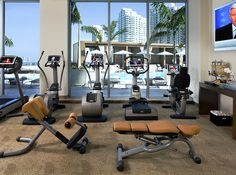 Fitness Center  Photo: Kimpton Hotels
