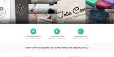 Best Resume Website Templates 8 Best Themes & Design Images On Pinterest  Free Stencils Sample .