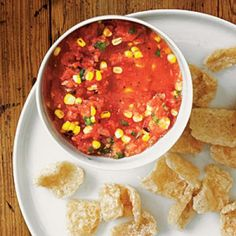 Ready-to-Serve Tailgating Recipes: Grilled Salsa