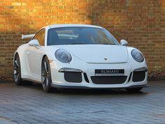 2014 (63) Porsche 911 (991) GT3 for sale | White