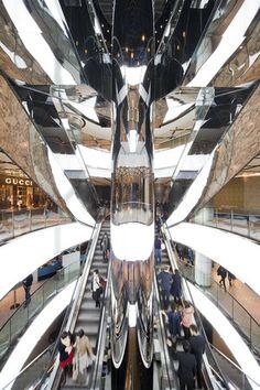 Westfield Shopping Mall Sydney