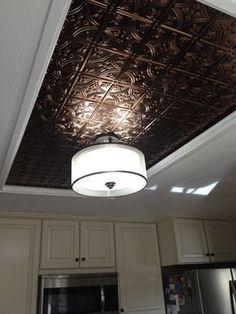 1000 Ideas About Tin Ceiling Kitchen On Pinterest