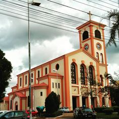 Matriz Santo Antônio - Cambé (PR)