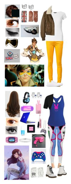 """Overwatch"" by ender1027 ❤ liked on Polyvore featuring !iT Collective, Dorothy Perkins, Banana Republic, Converse, Rebecca Minkoff, Casetify, Dr. Martens, Chanel, Nintendo and Black Diamond"