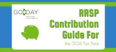 A preliminary #tax #guide for #RRSP #Canada #finance #taxes #budget