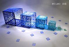 3D papar cutting art by 玄佑