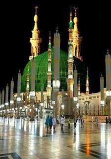 Masjid e Nabvi pics Islamic Images, Islamic Videos, Islamic Pictures, Islamic Art, Islamic Quotes, Islamic Posters, Mecca Madinah, Mecca Masjid, Al Masjid An Nabawi
