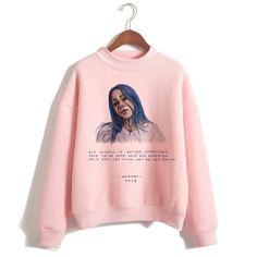 Sweatshirt Archives - Page 5 of 9 - Hityourstyle Earl Sweatshirt, Graphic Sweatshirt, Billie Eilish Merch, Blusas Top, Harajuku, Direct To Garment Printer, Hoodies, Sweatshirts, How To Fall Asleep
