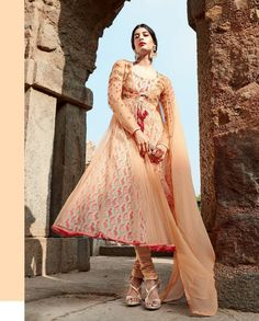 http://rutbaa.com/new-arrivals/peach-jacket-style-floral-embroidered-anarkali-suit.html