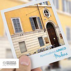 UNICO® è la soluzione di climatizzazione che rispetta e difende lo stile ed il pregio degli edifici delle nostre città. E anche Modena è più bella!  Scoprite il climatizzatore senza unità esterna su http://www.olimpiasplendid.it/climatizzazione/senza-unita-esterna  #puntodivistaUNICO