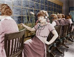 Image result for old fashioned switchboard