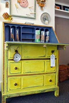 ideas about Yellow Bedroom Furniture on Pinterest