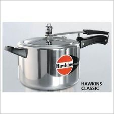 Hawkins HA4L Aluminum Pressure Cooker, 4-Liter *** New and awesome product awaits you, Read it now  : Pressure Cookers